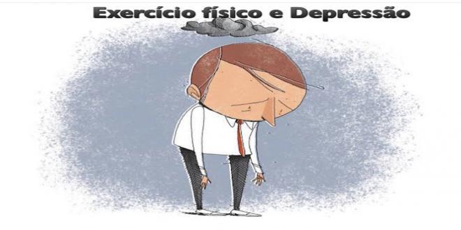 EXERC�CIO F�SICO E DEPRESSÃO