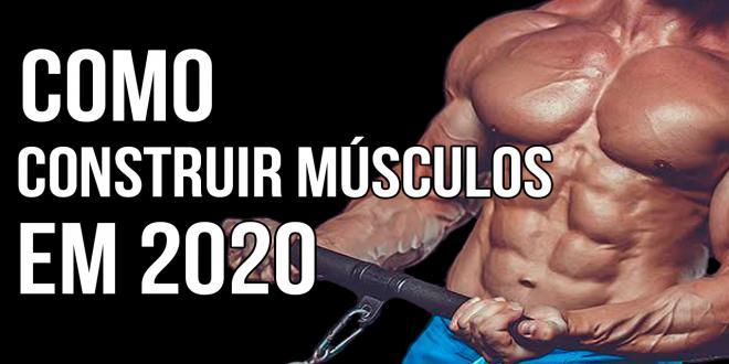 7 REGRAS PARA HIPERTROFIA MUSCULAR | COMO CONSTRUIR MÚSCULOS EM 2020