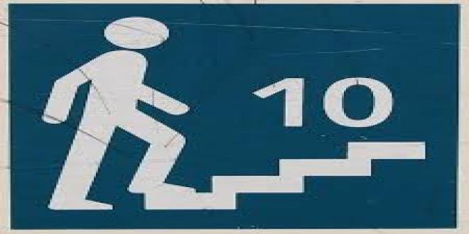 10 PASSOS PARA QUALIDADE DE VIDA