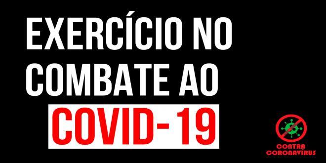A IMPORTÂNCIA DO EXERC�CIO NO COMBATE AO COVID- 19